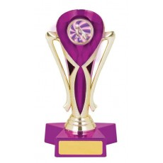 Ballet Trophy, Purple & Gold Cup