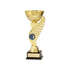 Football / Soccer 'Falcon Cup' Series Trophy