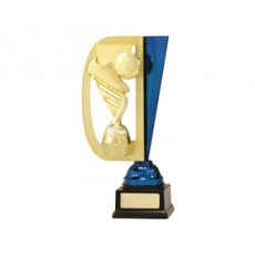 Football / Soccer 'Blue Magic' Trophy