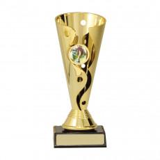 Futsal Carnival Cup Trophy Gold