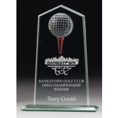 Golf Glass Award