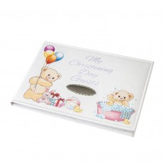 My Christening Day Guests Book
