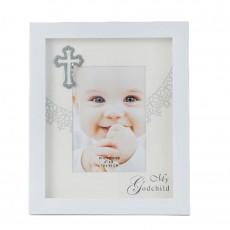 "Divine Frame My God Child 4X6"""