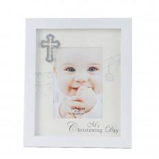"Divine, My Christening Day 4X6"" Frame"