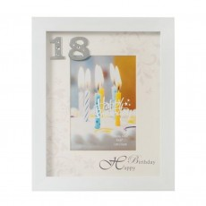 "18th Birthday ""Divine "" Photo Frame 4X6"""