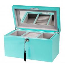 Jewellery Box, Tiffany, Turquoise