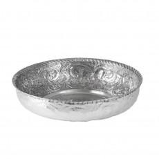 Aluminium Hammered Bowl