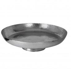 Aluminium Mangiaro Hammered Bowl