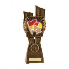 Lifesaving Lynx Theme Trophy