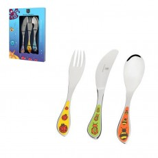 Stanley Rogers Marine 3 Piece Children's Cutlery Set