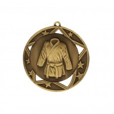 Karate Star Medal, 70mm