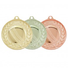Cricket Wreath Medal