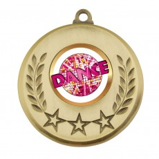 Dance Medal with insert