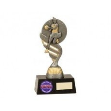Netball 'Silver Fast Fix Series' Trophy