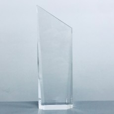 Crystal 'Abstract' Obelisk