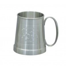 50th Birthday Charles Pewter Tankard