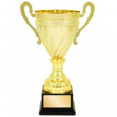 Gold 'Legion' Presentation Cup on Base