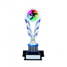 Touch Football Column Trophy