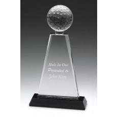 Golf Crystal Integrity Award