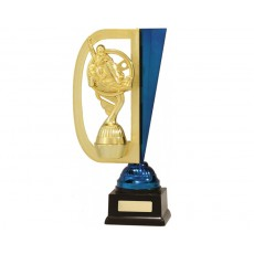 Go Kart FastFix Blue Magic Series Trophy
