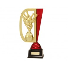 Tenpin FastFix Red Magic Series Trophy