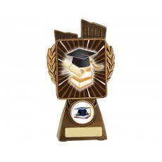Academic 'Lynx' Resin Trophy