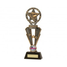 Gymnastics Star Galaxy Trophy