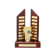 Perpetual Wingstand Timber Trophy