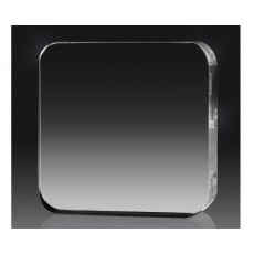 Square Clear Acrylic