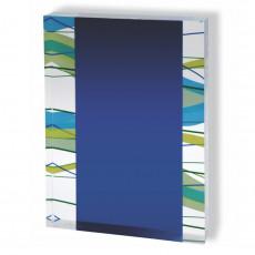 Acrylic , Ribbons Pattern - Rectangular