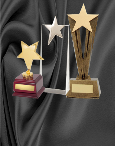 custom star awards