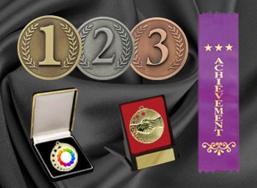 Medals & Cases