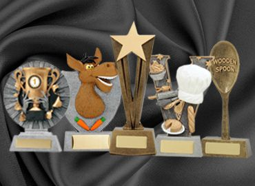 Unique Sports Trophies
